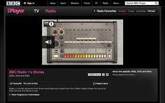 BBC iPlayer - BBC Radio 1s Stories: 808s, 303s and 909s
