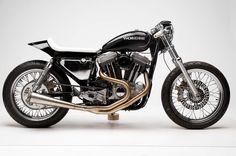 Harley Cafe Racer by Wonder Bikes