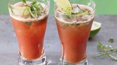 Kohl-Möhren-Cocktail