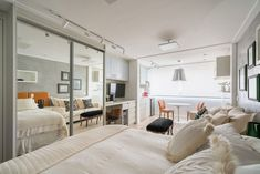 Studios, Bed, Furniture, Home Decor, Kitchen Living, Bedrooms, Environment, Interiors, Houses