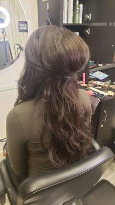 Modern Muse, Full Hair, Fashion Shoot, Extensions, Wedding Hairstyles, Salons, Spa, Long Hair Styles, Beauty