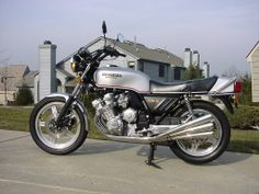 1979 Honda CBX with 6 into 6 Pipemasters
