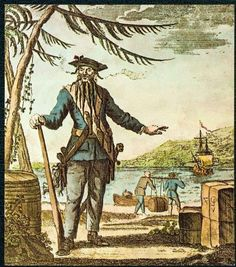 Pirate Traditions Most People Don't Know About - Neatorama