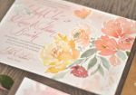Gallery of Real Wedding Invitations - Oh So Beautiful Paper