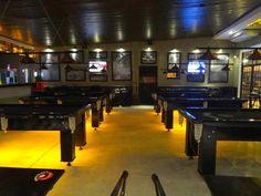 Snooker bar: