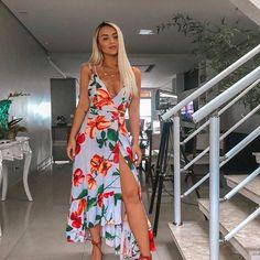 Amanda, Wrap Dress, Photo And Video, Sexy, Casual, Dresses, Fashion, Women's Casual Looks, Luxury Fashion