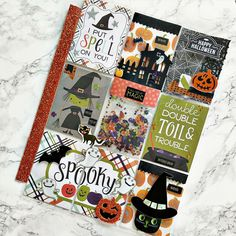 Toil And Trouble, Witches Brew, 52 Reasons, Wicked, Pocket Letters, Halloween Projects, Hocus Pocus, Happy Halloween, Goodies