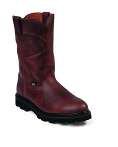Ariat Ambush Men's Distressed Brown Round Toe Shoe Boot | Ariat ...