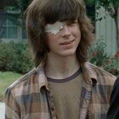 Peut-on seulement parler de la façon dont goddamn attrayante Carl est une seconde? Comme sainte merde ... .mon cœur!