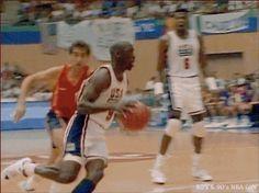Michael Jordan - Barcelona 1992