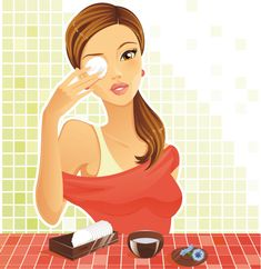 Comment nettoyer son visage de façon naturelle ? - Quels produits utiliser ? - slow cosmétique - astuces pour nettoyer son visage -