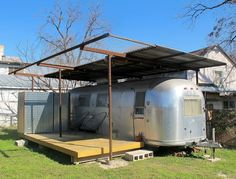 Southtown Airstream - Campers/RVs for Rent in San Antonio, Texas, United States