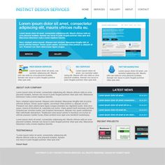 Create A Design Business Layout