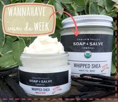 Vanilla Bean whipped body butter – Wannahave vd Week — HippeShops.nl - Be Hip, Stay Tuned