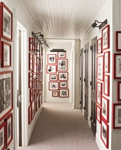 fabulous gallery walls idea