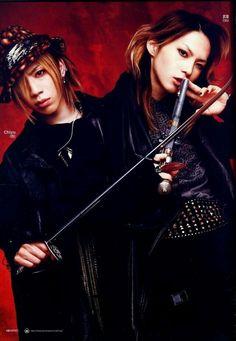 Chiyu & Takeru