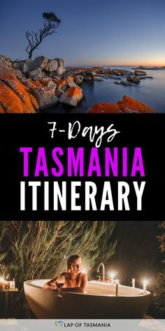 A 7 day Tasmania road trip is the perfect way to explore this amazing island. In our 'Whirlwind' iti Tasmania Road Trip, Tasmania Travel, Roadtrip Australia, Perth Australia, Western Australia, Argentina Culture, Road Trip Packing, Road Trips, Australia Holidays