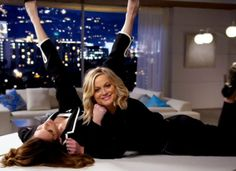 Tina Fey Amy Poehler Promos for the 2014 Golden Globe Awards | OK! Magazine