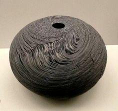 Layered clay