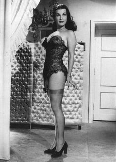 Actresses And Models_24_1940s, 1950s, early 1960s list