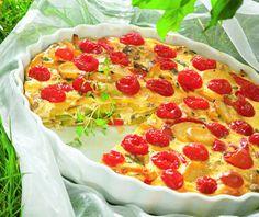 Sommer-Tortilla