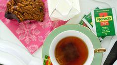 Belinda Jeffery's Polish honey cake made with Nerada tea. Goes perfectly with a cup of tea!