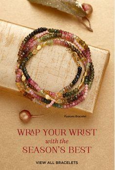 Unique Bracelets and Other Unique Jewelry | Robert Redford's Sundance Catalog