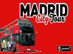 Bus Descubierto Madrid  Reservar con #Ofertravel