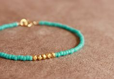 turquoise bracelet #diy #idea #jewelry