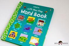 Książki dla dzieci do nauki angielskiego - Bird Kite, Words, Horse