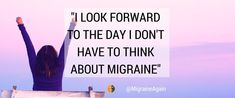 As her Migraine attacks increased so did her weight, but Susan is fighting back. Her attitude and story will give you hope  http://migraineagain.com/didnt-realize-migraine-chronic/?utm_campaign=coschedule&utm_source=pinterest&utm_medium=Migraine%20Again&utm_content=%22I%20Look%20Forward%20to%20the%20Day%20I%20Don%27t%20Have%20to%20Think%20About%20Migraine%22