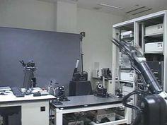 High-Speed Robot Hand. awesomeness (video)