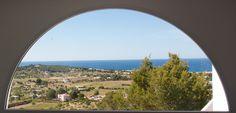 Panoramic sea views from Lounge