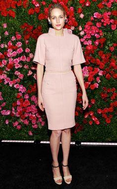 Leelee Sobieski in Chanel, April 2012