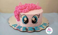 Pinky pie cake ♥ pastel pinky pay ♥ my little pony cake