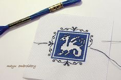 Assisi Embroidery - Mayu Embroidery