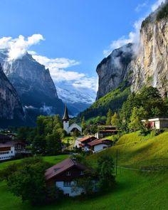 Wengen, Lauterbrunnen, Switzerland