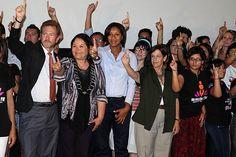 Municipalidad de Lima se une a campaña contra la violencia hacia la mujer