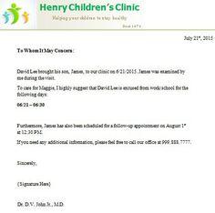 Cvs Minute Clinic Doctors Note