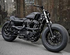 Harley Bomb Runner.