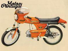 Vintage EFS Formula 1 - Kreidler engine (Made in Portugal)