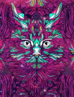 Space Cat (Feat Bryan Gallardo) - UrbanArts