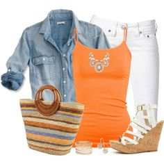 Casual Chic Summer Inspiration -