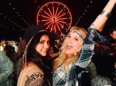 Share this Style: De olhos em #Coachella   #Festival de #Música #TheBlondeSalad #sapo #NinaDobrev