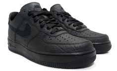 Nike Air Force 1 Low Deconstruct Premium Black