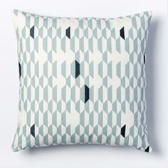 """Selling this """"Kate Spade Saturday Shifting Shapes Pillow Cover"""" in my Poshmark closet! My username is: designjunkey. #shopmycloset #poshmark #fashion #shopping #style #forsale #West Elm #Other"""