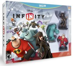 Disney Infinity: Starter Pack (nintendo Wii U) (712725023645)