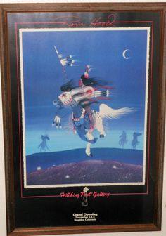"""Rance Hood Poster: """"War Song"""""""