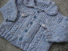 Free Pattern: Denim-style Jacket