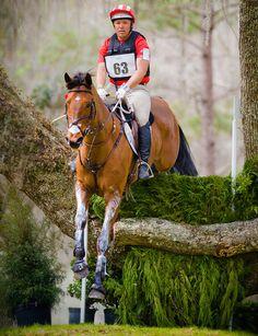 Ice Horse Sponsored Rider Buck Davidson